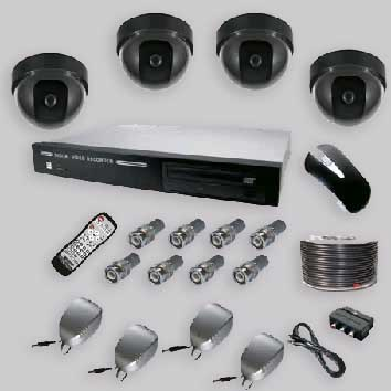Mantenence of cctv equipment